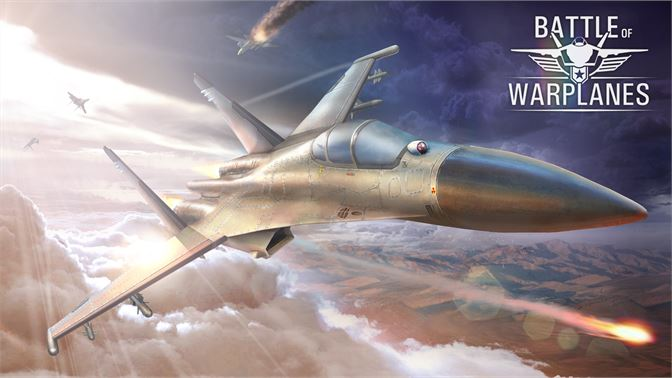 Plane Fighting Games >> Get Battle Of Warplanes Airplane Games War Simulator Microsoft Store
