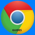 Chrome User Guide and Tutorials Logo