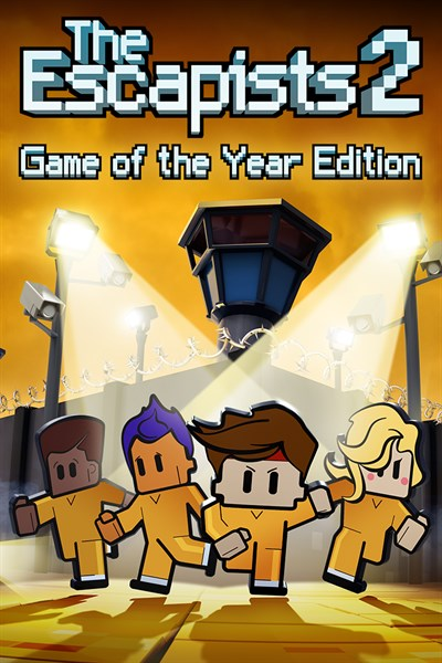 The Escapists 2 - Game of the Year Edition