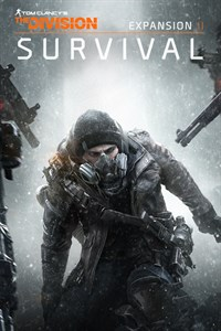Carátula para el juego TOM CLANCY'S THE DIVISION Survival de Xbox One