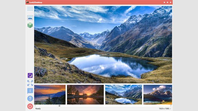 Lock2Desktop - Use Lock Screen Images as Desktop Wallpaper