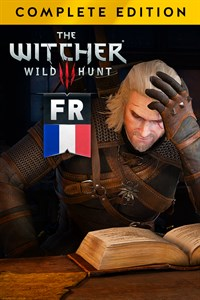 Carátula del juego The Witcher 3: Wild Hunt - Complete Edition Language Pack (FR)