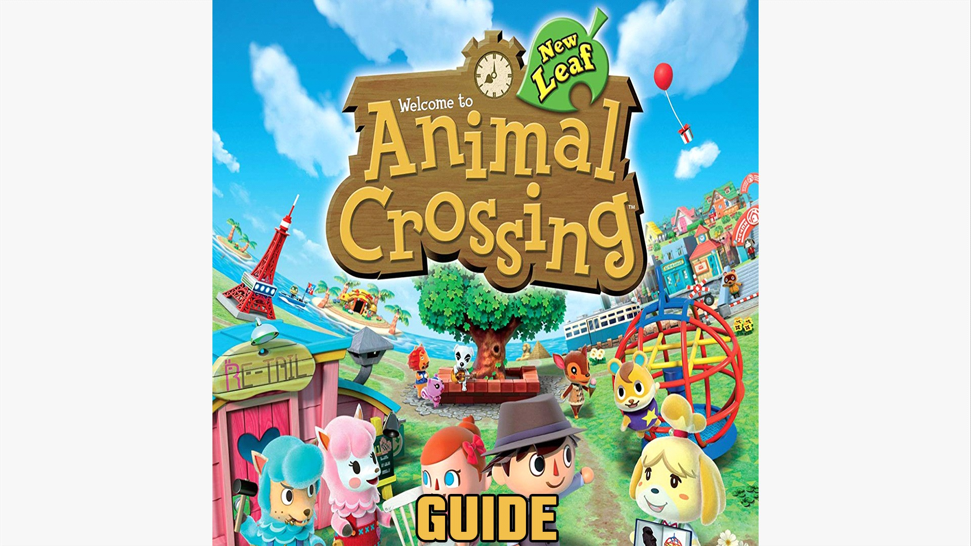Buy Animal Crossing New Leaf Guide By Guideworlds Com Microsoft Store