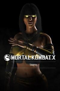 Carátula del juego Tanya