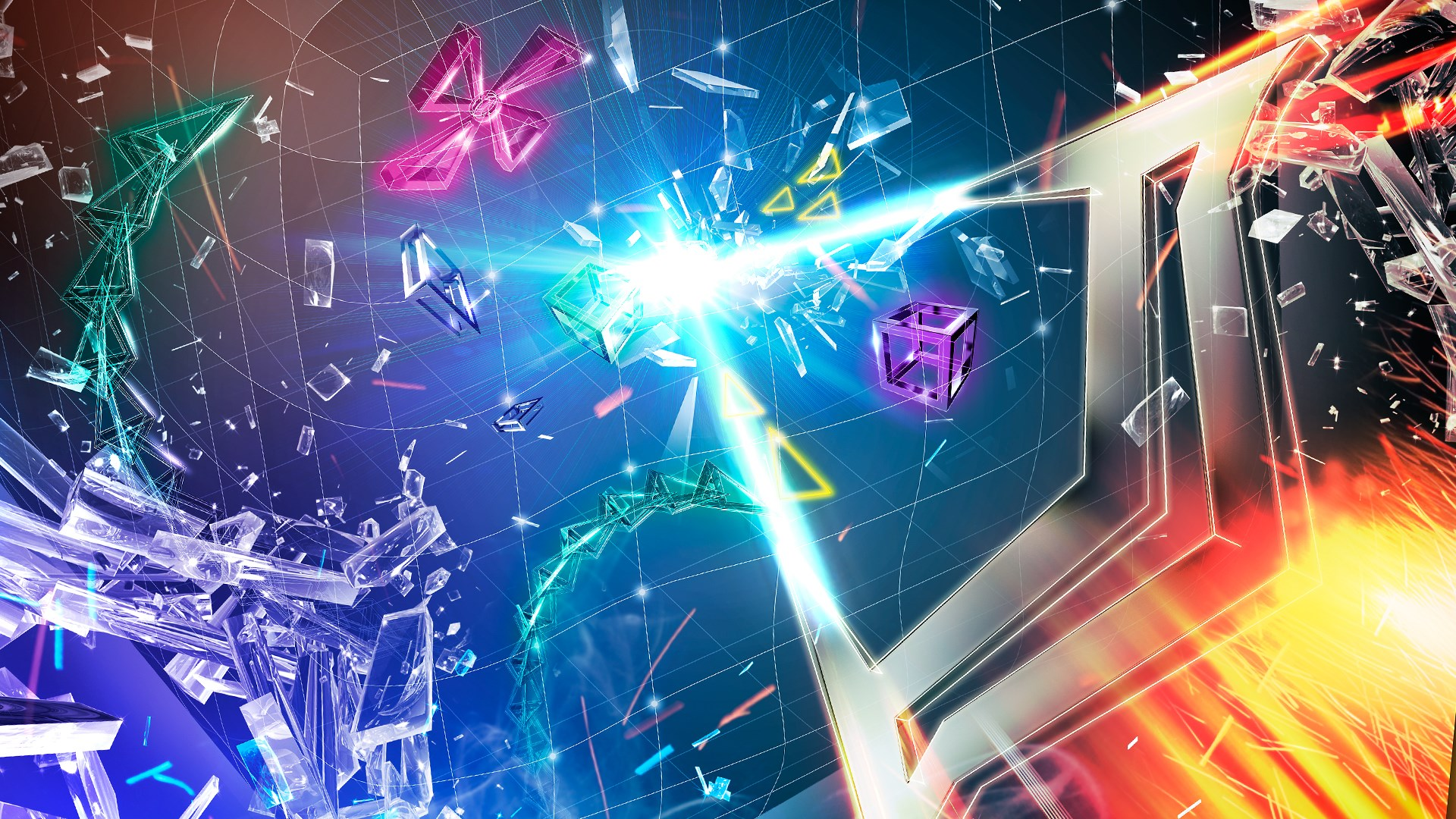 Geometry Wars™ 3: Dimensions - Blood Count