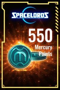 Carátula del juego 550 Mercury Points