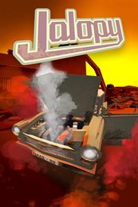 Carátula para el juego Jalopy de Xbox 360