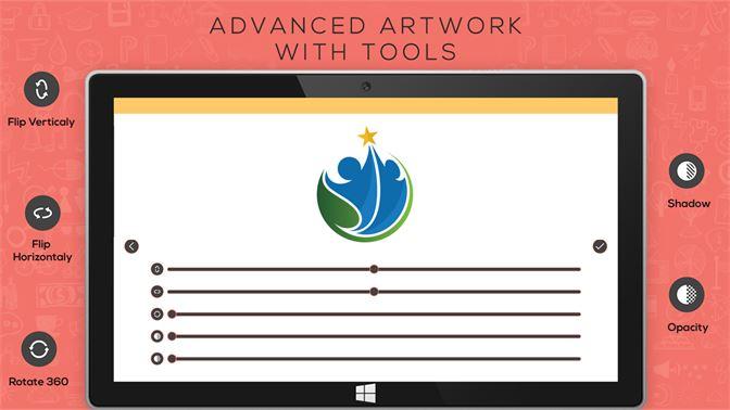 get logo maker logo generator logo maker microsoft store
