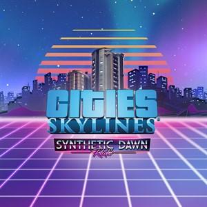 Cities: Skylines - Synthetic Dawn Radio Xbox One