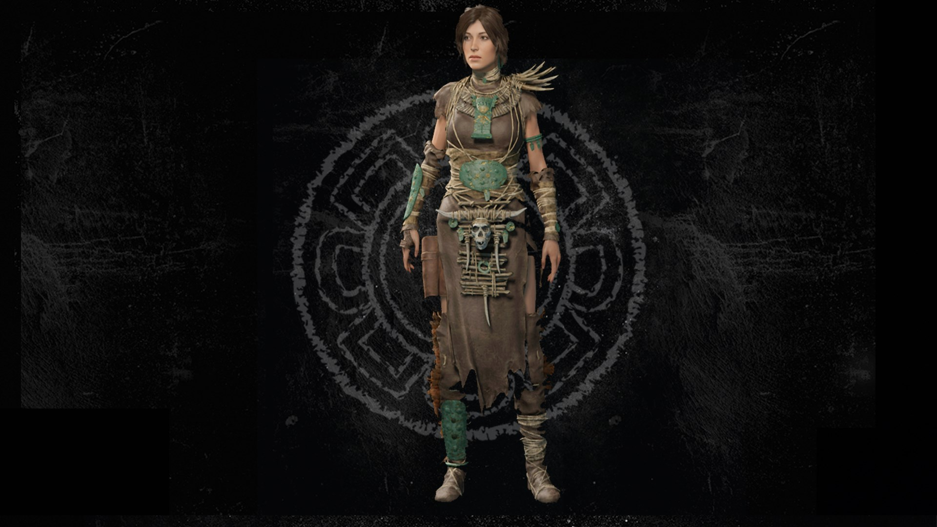 Shadow of the Tomb Raider - Outfit: Scales of Q