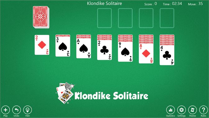 Get Aces Klondike Solitaire - Microsoft Store