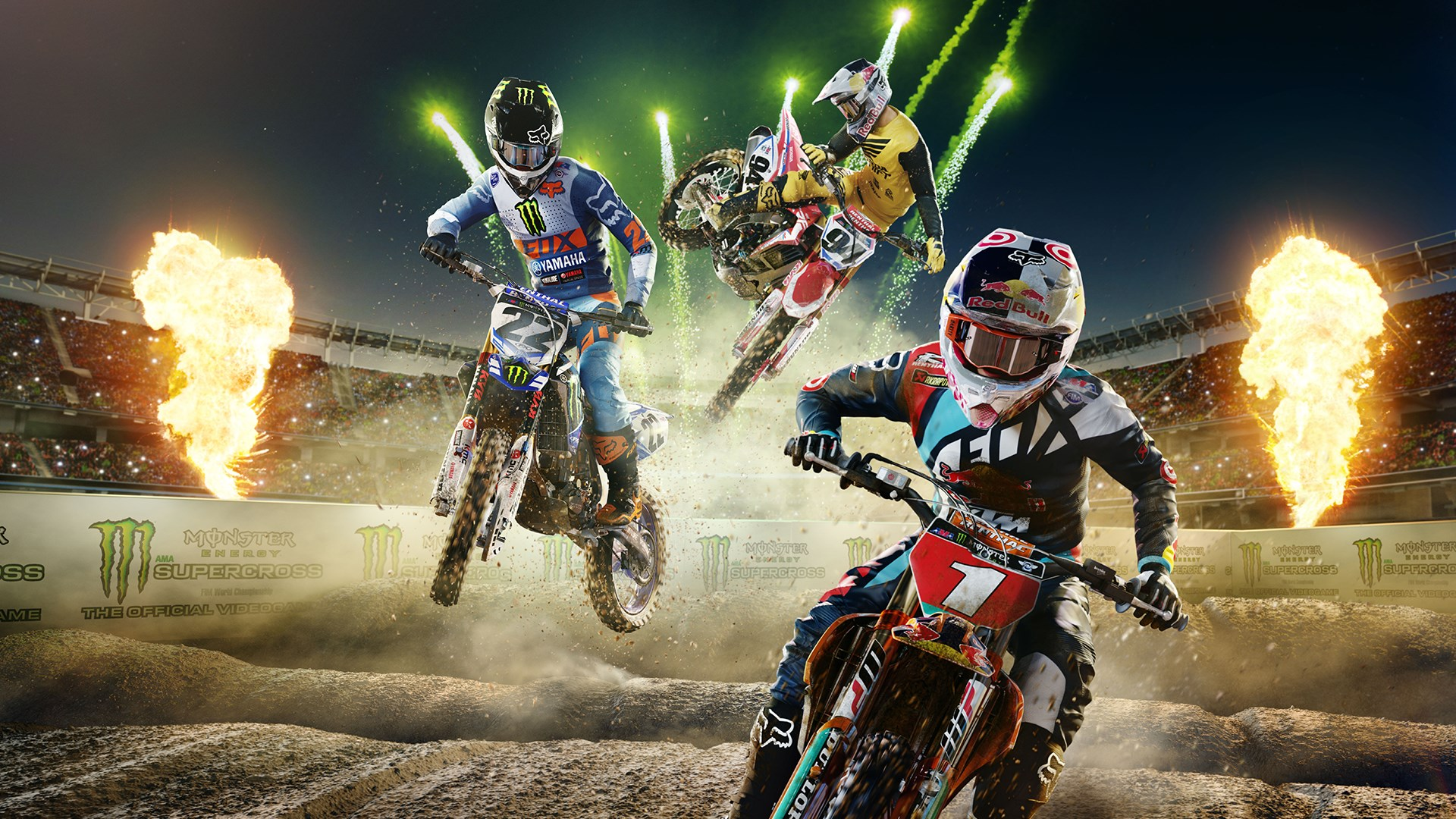 Comprar Monster Energy Supercross - The Official Videogame - Microsoft  Store pt-BR