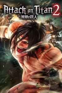 Carátula del juego Attack on Titan 2