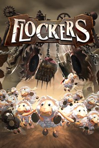 Carátula del juego Flockers