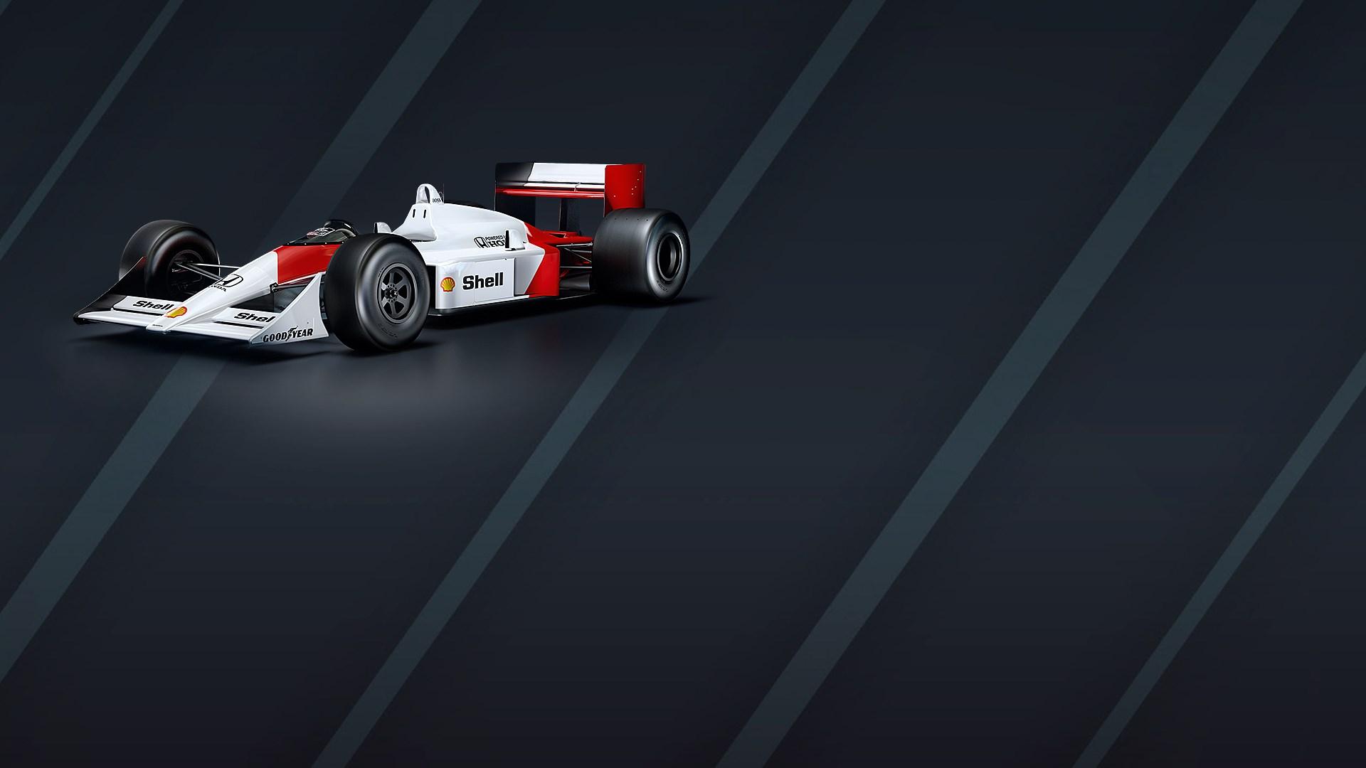 F1™ 2017 '1988 McLAREN MP4/4 CLASSIC CAR DLC'