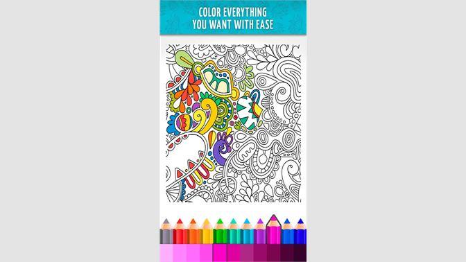 Get Mandala Coloring Book Pages