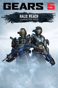 Halo: Reach Character Pack