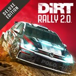 DiRT Rally 2.0 Digital Deluxe Edition Logo