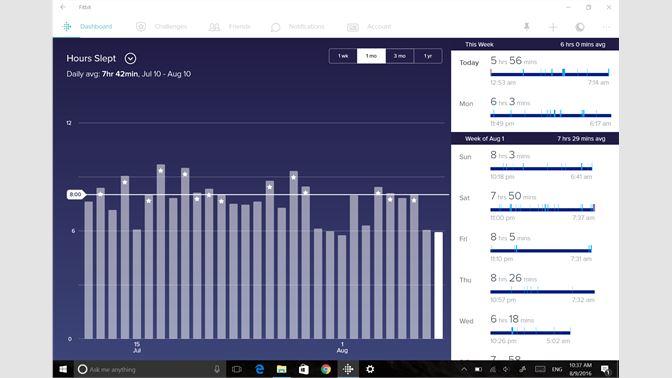 Get Fitbit - Microsoft Store en-AU