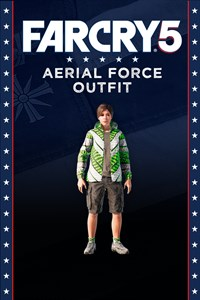 FAR CRY 5 - Aerial Force Outfit