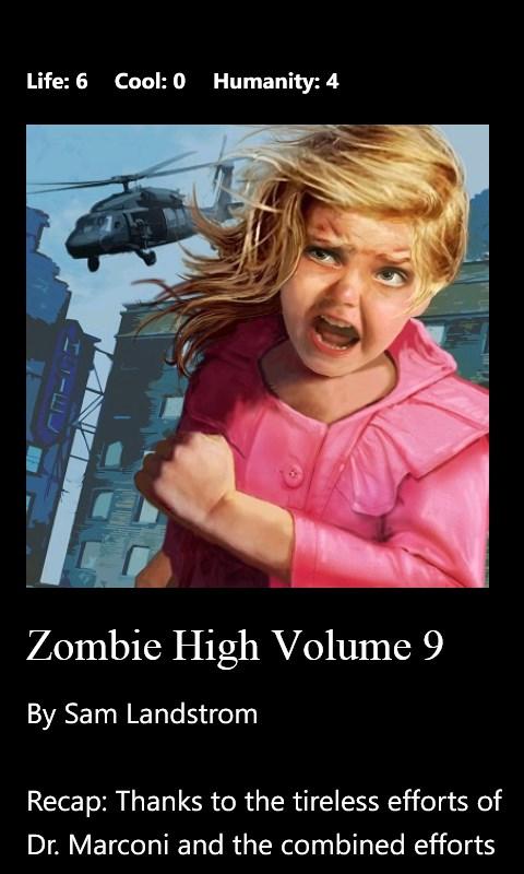 Zombie High Vol 9