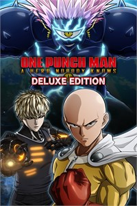 Carátula para el juego ONE PUNCH MAN: A HERO NOBODY KNOWS Deluxe Edition de Xbox 360