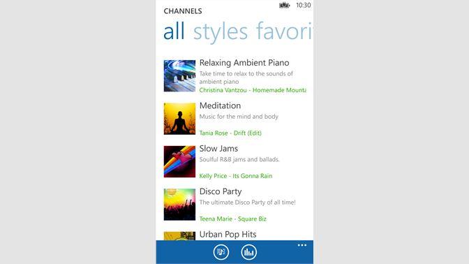 Get RadioTunes - Microsoft Store