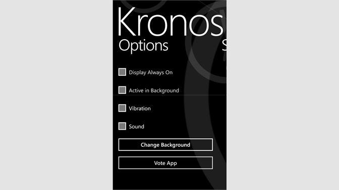 Get Kronos Free - Microsoft Store
