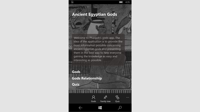 get ancient egyptian gods microsoft store
