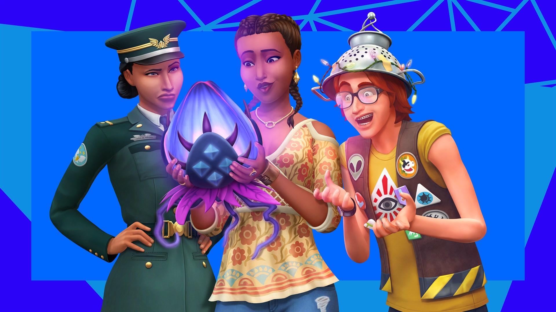 Los Sims™ 4 StrangerVille