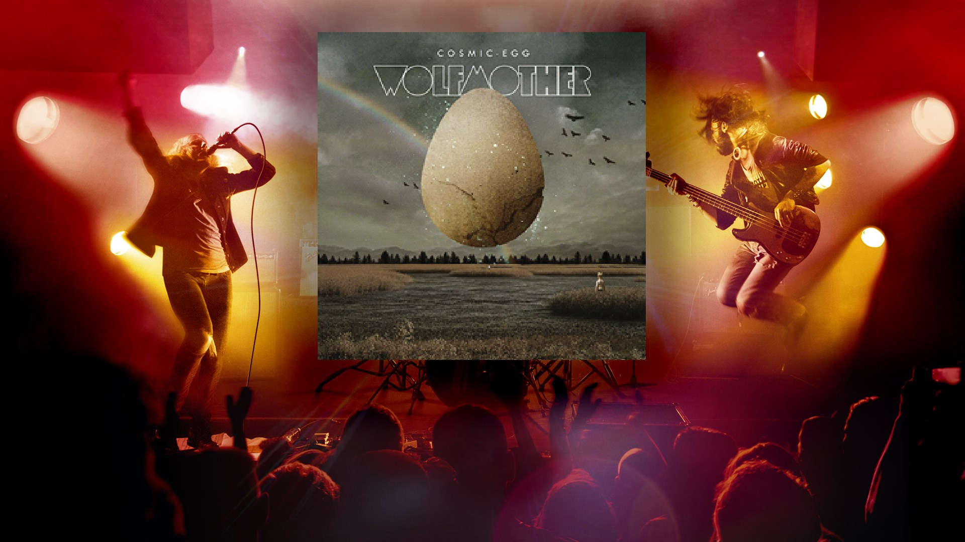 """""""Sundial"""" - Wolfmother"""
