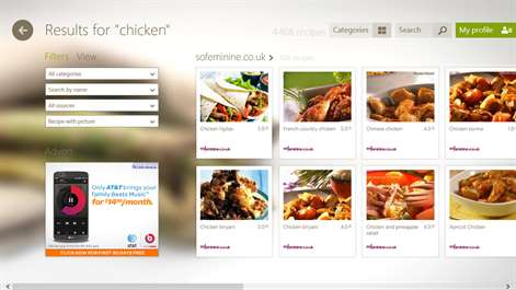 SO COOKBOOK Screenshots 2
