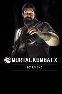 Carátula del juego Bo' Rai Cho