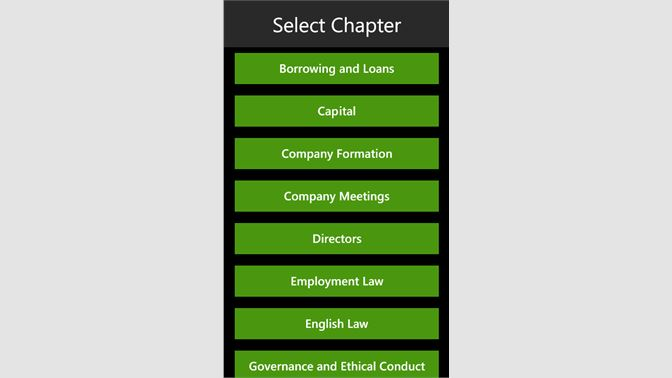 Buy ACCA F4 Corporate & Business Law - Microsoft Store