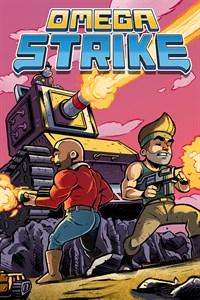 Carátula para el juego Omega Strike de Xbox 360