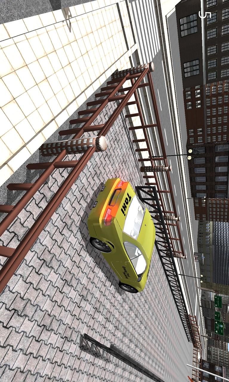 Crazy Taxi Parking 3D