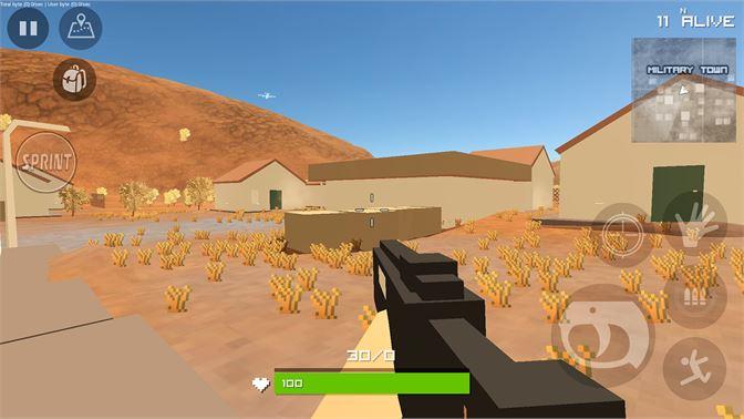 Get Battle Royale Battleground Craft 3D - Microsoft Store