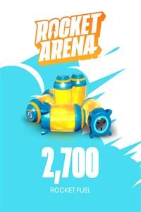 Rocket Arena 2.700 de Combustível