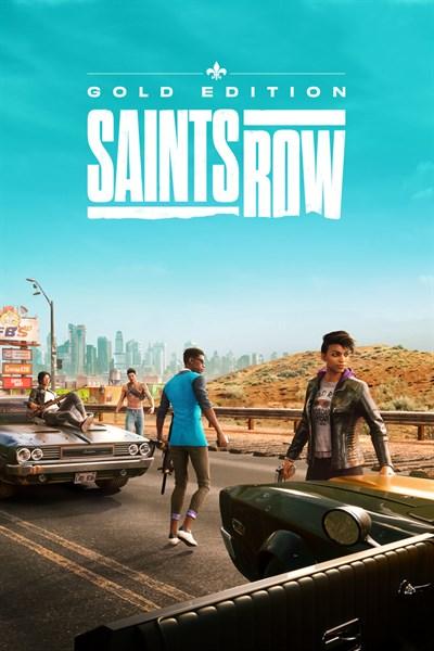 Saints Row Gold Edition