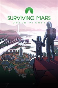 Carátula del juego Surviving Mars: Green Planet