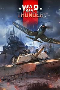 Carátula del juego War Thunder