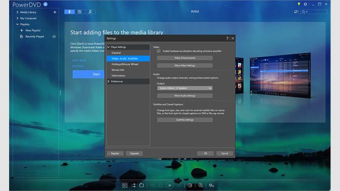 Buy CyberLink PowerDVD Standard - Microsoft Store