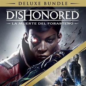 Dishonored®: La muerte del Forastero™ Deluxe Bundle Xbox One
