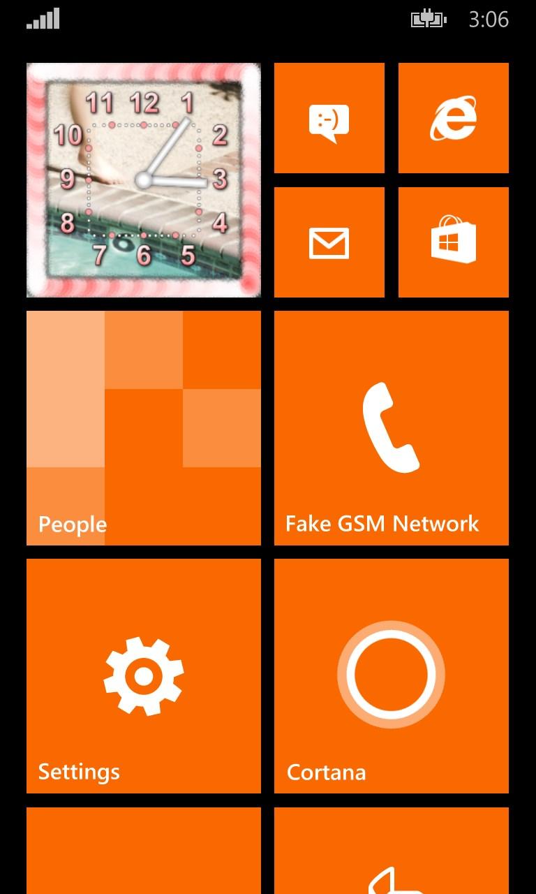 Diy Calendar App : Clock tile diy for windows