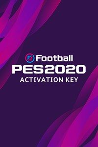 eFootball PES 2020 ACTIVATION KEY