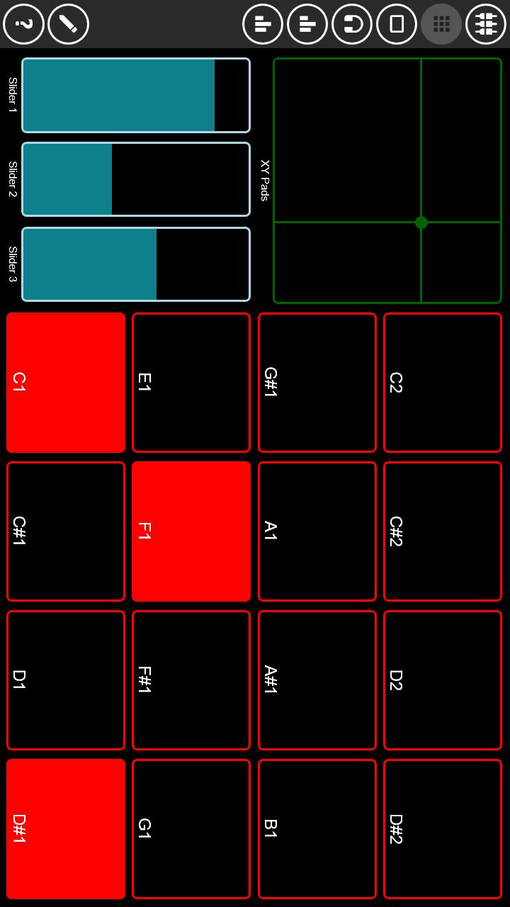 midi control for windows 10 mobile. Black Bedroom Furniture Sets. Home Design Ideas