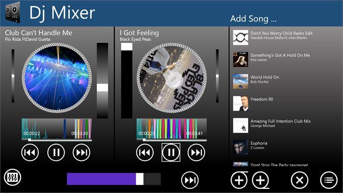 Get Dj Mixer - Microsoft Store