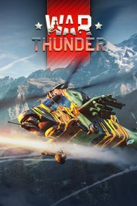 Carátula del juego War Thunder - EC-665 Tiger HAP Pack