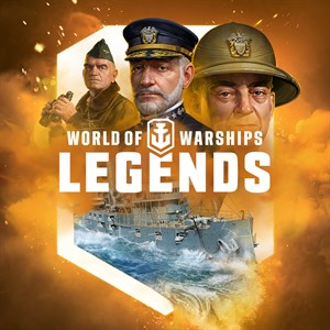 World of Warships: Legends – Classic Charleston Xbox One