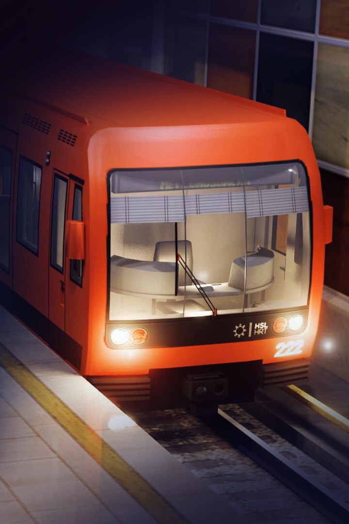 Скриншот №14 к Underground Driving Simulator - Railway Trip